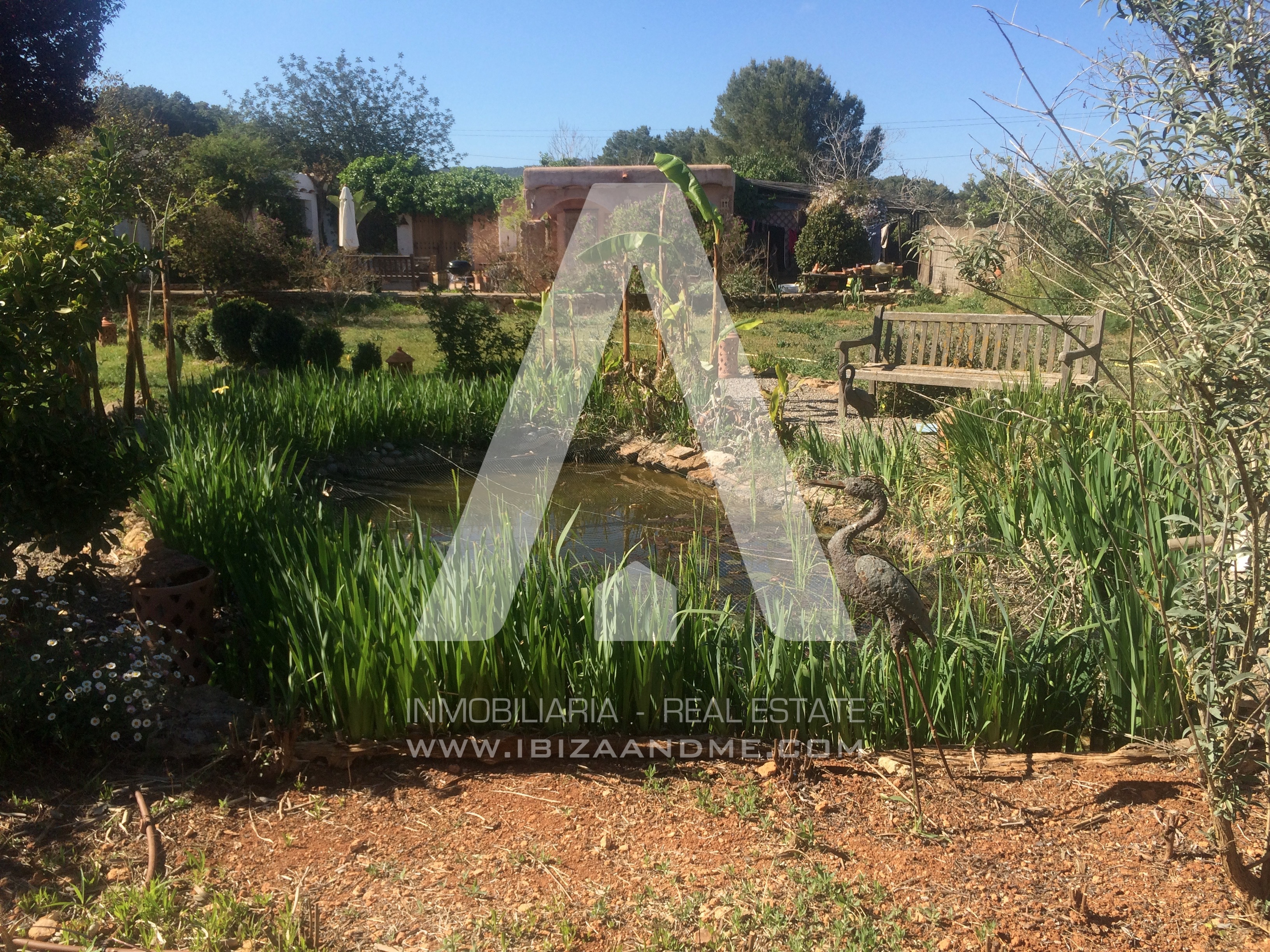 agua_36.View of Casita from Pond
