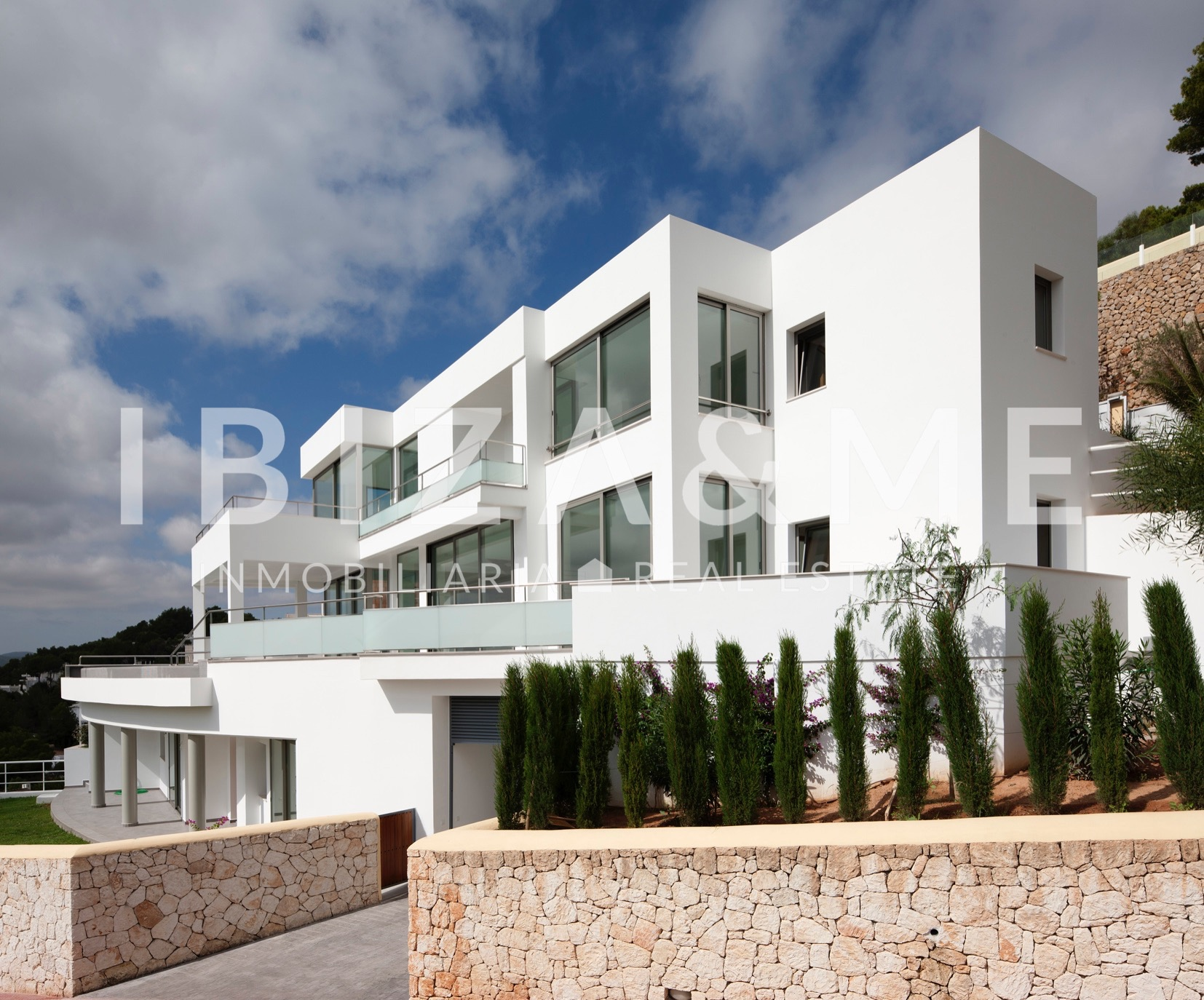 Ibiza's homes and gardens, october 2012.
